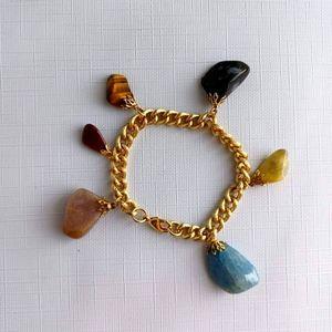 Chrystal Heeling Bracelet - Vintage
